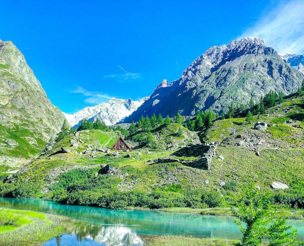 Italy Tour du Mont Blanc