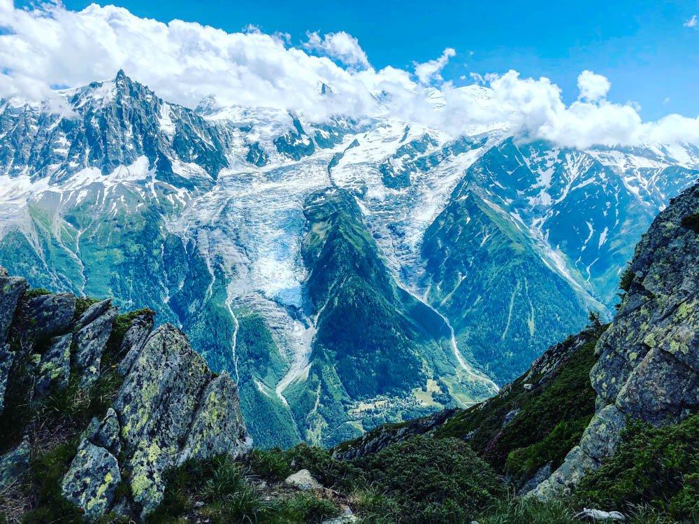 best sections on tour du mont blanc