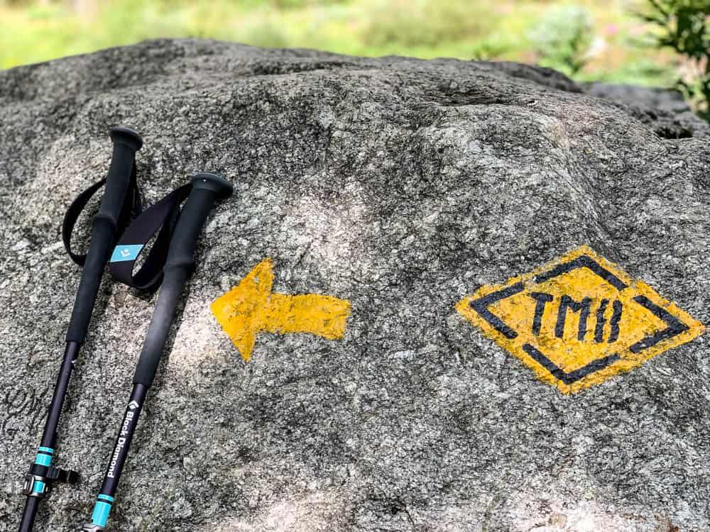 tmb trekking poles