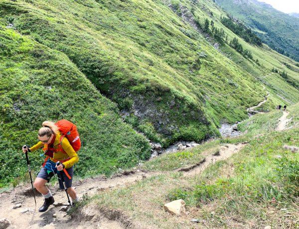 training tour du mont blanc