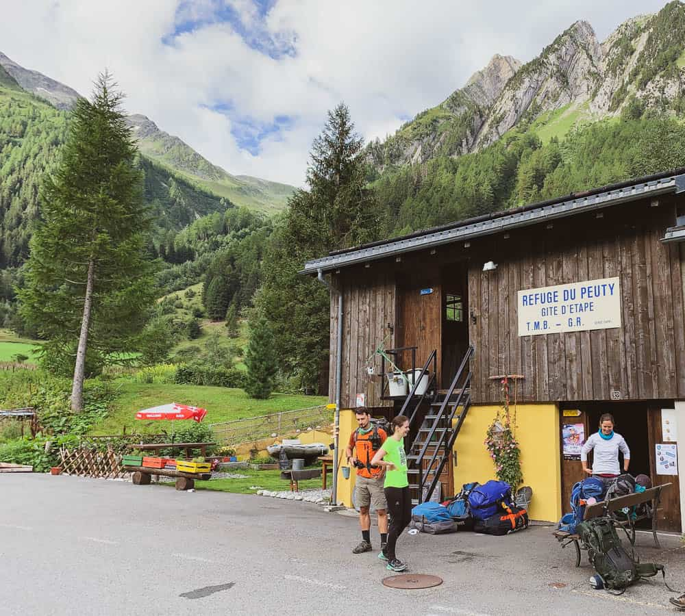 tmb stage 8/9 accommodation