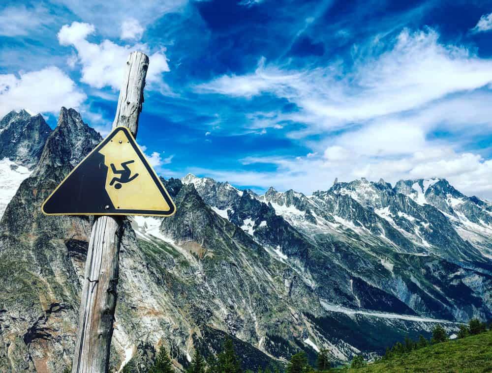 trekking in Courmayeur
