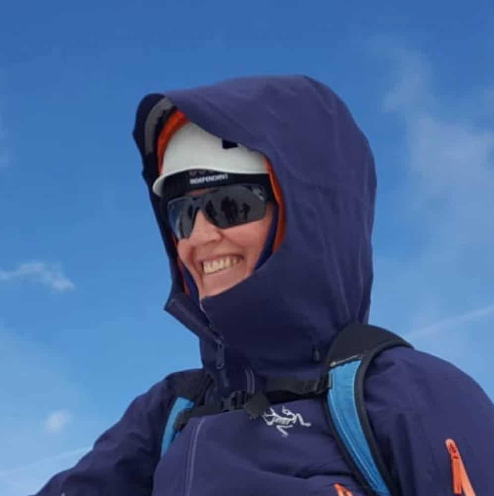 author Tour du Mont Blanc Hike