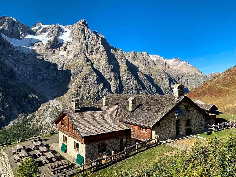 tour du mont blanc Italy