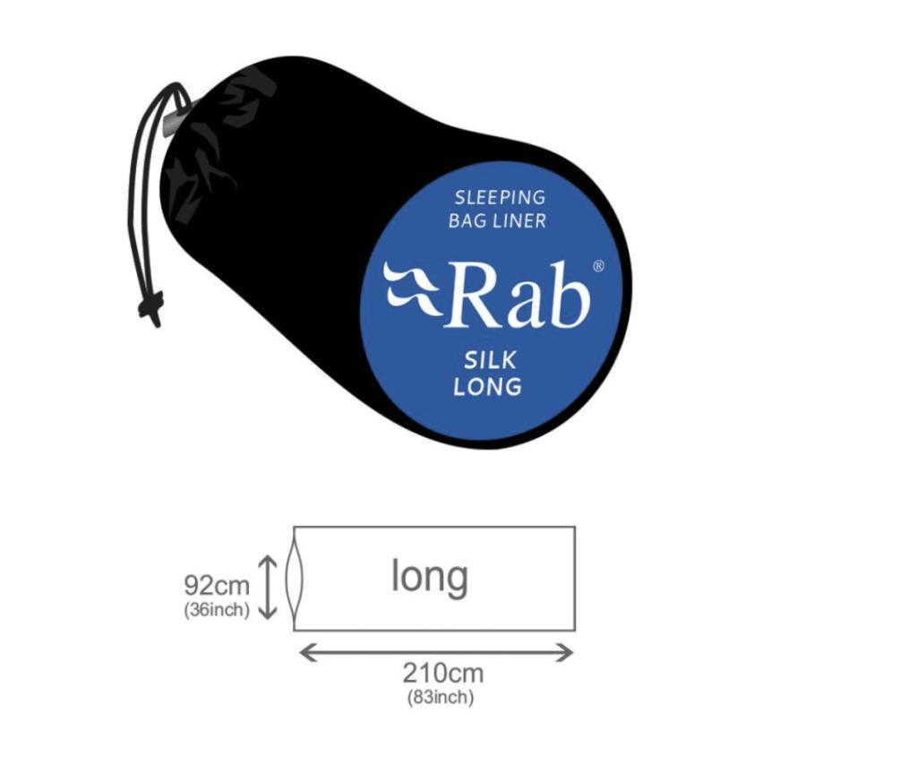silk liner for refuges