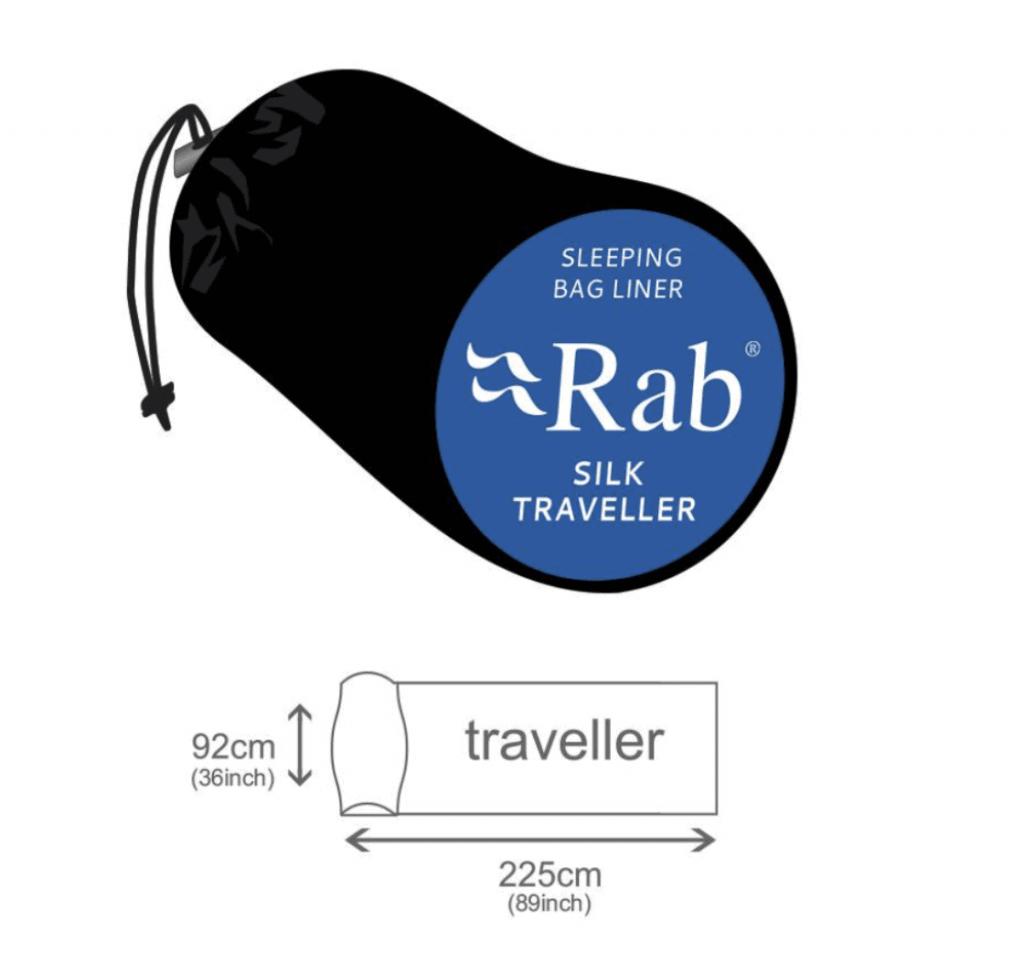 rab sleeping bag liner